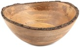 Thirstystone Bark-Edge Wood Serveware Collection