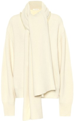The Row Scarletta cashmere cardigan