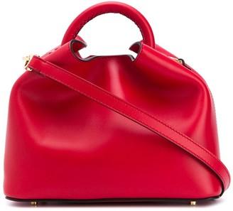 Elleme Baozi small tote bag