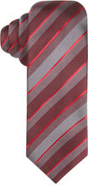 Alfani Men's Stowe Striped Slim Tie, Only at Macy's