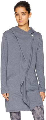Soffe Junior's Plus Size Extended Dance Hoodie
