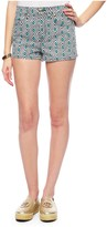 Juicy Couture Zenith Geo Printed Short
