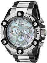 Invicta Men's 15834 Reserve Analog Display Swiss Quartz Two Tone Watch