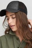 American Eagle Outfitters AE Straw Trucker Hat