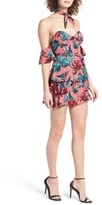 For Love & Lemons Women's Flamenco Minidress