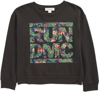 Treasure & Bond Kids' Graphic Fleece Sweatshirt