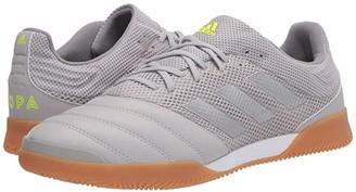 adidas Copa 20.3 IN Sala (Grey Two F17/Matte Silver/Grey Three F17) Men's Shoes