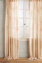 Anthropologie Bamboo Flicker Curtain