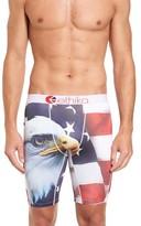 Ethika Men's 4Th Of July Eagle Boxer Briefs