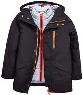 Very Boys 2-in-1 Jacket with Inner Gilet