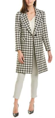 Gracia Wool-Blend Jacket