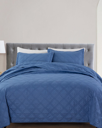 Christopher Knight Home Christopher Knight Double Diamond Quilt Set