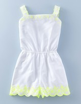 Boden Tia Broderie Playsuit