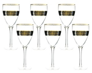 Orient Three Star 6 Piece Wine Glasses