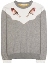 Stella McCartney Embroidered sweatshirt