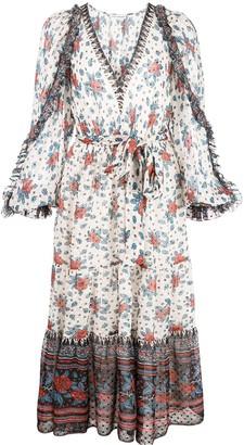 Ulla Johnson Romilly floral print dress