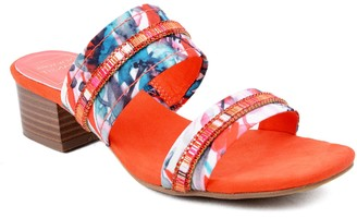 New York Transit Zippity Women's Sandals