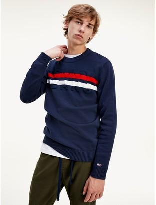 Tommy Hilfiger Block Stripe Sweater