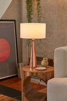 Urban Outfitters Linda Copper Table Lamp