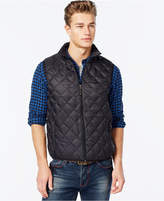 Hawke & Co Big & Tall Packable Quilted Vest