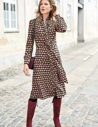 Boden Clover Shirt Dress