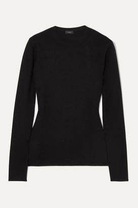 Joseph Stretch Silk-blend Sweater