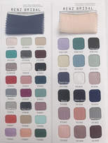 Etsy Swatch Book of Chiffon with over 120 colors, Large Swatch Pieces Available(RenzRags)
