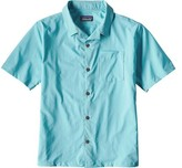 Patagonia Men's Stretch Planing Hybrid Button Down Shirt