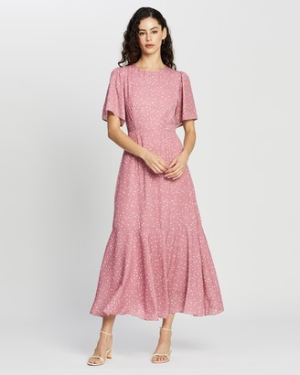 Atmos & Here Bella Midi Dress