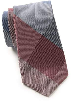 Ben Sherman Mario Check Silk Tie