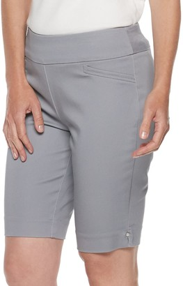 Croft & Barrow Women's Effortless Stretch Bermuda Shorts