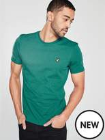 Lyle & Scott Marl T-shirt - Alpine Green