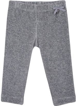 Lapin House High-Waisted Bow Detail Leggings