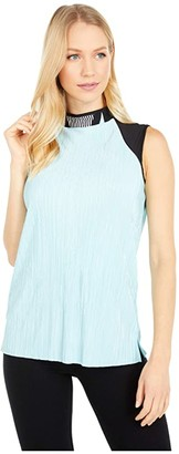 Jamie Sadock Crunchy Sleeveless Top (Belissima) Women's Clothing