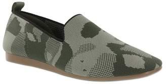Mia Yohanna Perforated Slip-On Flat