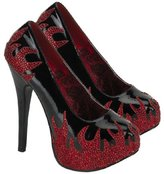 Pleaser USA Bordello by Women's Teeze-27 Pump