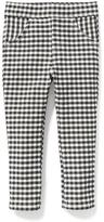 Old Navy Plaid French-Terry Jeggings for Toddler