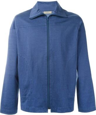 Romeo Gigli Pre Owned Zipped Track Jacket