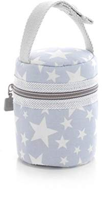 Camilla And Marc Cambrass Pacifier Holder (8.5 x 8.5 x 11 cm, Star Blue)