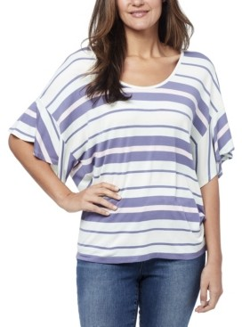 Nine West Women's Allie Flounce T-shirt