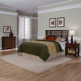 Home styles Cabin Creek 3-pc. King/California King Headboard, 4-Drawer Chest & Nightstand Set