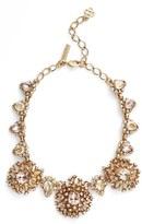 Oscar de la Renta 'Tiered Crystal' Necklace