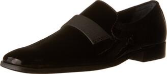 Calvin Klein Men's Guilford Slip-OnBlack Patent9 M US
