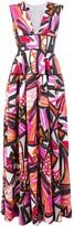 Talbot Runhof Portfire1 dress