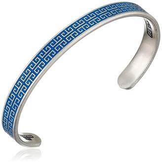 Alex and Ani Color Infusion Indigo Wave Cuff Bracelet