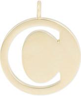 Chloé Alphabet C pendant