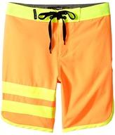Hurley Print Block Party Boardshorts Boy's Swimwear