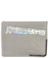 Ted Baker Men's Foldcor Leather Card Case - Grey