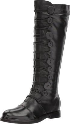 Bernie Mev. Women's PEARL153 Fashion Boot Black 36-41 M Medium EU (39 US)