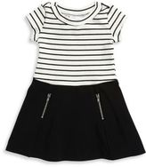 Us Angels Little Girl's Striped Dress